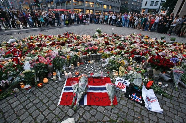 pray for norway
