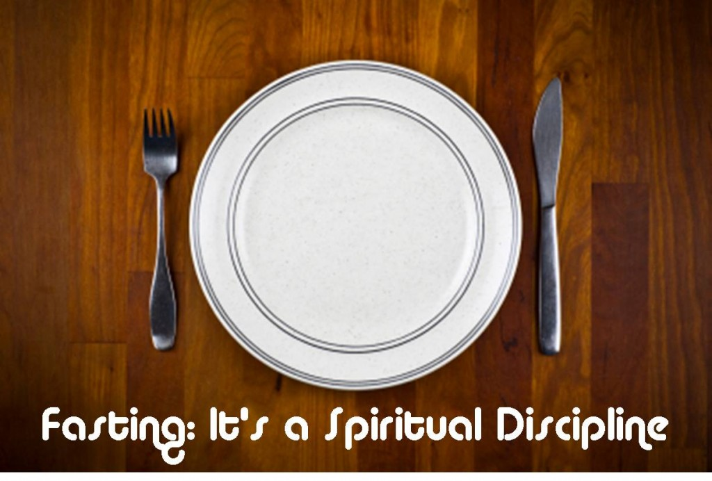 fasting as discipline
